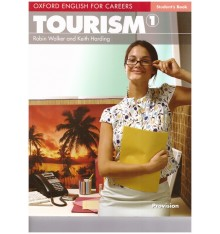 Учебник Oxford English for Careers: Tourism 1 Students Book ISBN 9780194551007