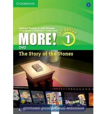 More! Second edition 1 DVD Puchta, H ISBN 9781107671270