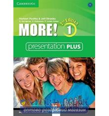 More! 2nd Edition 1 Presentation Plus DVD-ROM