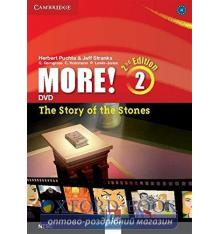 More! Second edition 2 DVD Puchta, H ISBN 9781107676183