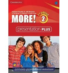 More! 2nd Edition 2 Presentation Plus DVD-ROM ISBN 9781107699281