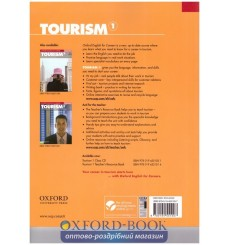 Tourism 1 Provision Student's Book without CD
