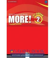 Книга для учителя More! 2 Teachers Book Pelteret 3rd Edition 9781107688384 купить Киев Украина