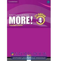 Книга для учителя More! 4 Teachers Book Pelteret 3rd Edition 9781107682993 купить Киев Украина