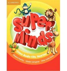 Диск Super Minds Starter Class Audio CDs (2) Puchta, H ISBN 9780521214346