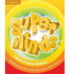Книга для учителя Super Minds Starter Teachers Book Frino, L ISBN 9780521214339