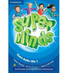 Диск Super Minds 1 Class Audio CDs (3) Puchta, H ISBN 9780521221368