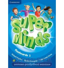 Карточки Super Minds 1 Flashcards (Pack of 103) Puchta, H ISBN 9780521220262