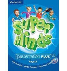 Super Minds 1 Presentation Plus DVD-ROM Puchta, H ISBN 9781107441231