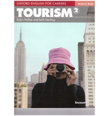 Учебник Oxford English for Careers: Tourism 2 Students Book ISBN 9780194551038