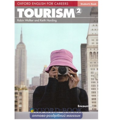 Tourism 2 Encounters Student's Book without CD