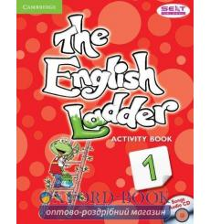 Тетрадь The English Ladder Level 1 activity book with Songs Audio CD House S 9781107400634 купить Киев Украина