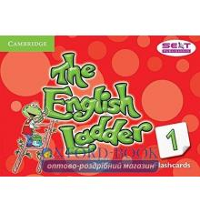 Карточки The English Ladder Level 1 Flashcards (Pack of 100) House, S ISBN 9781107400665