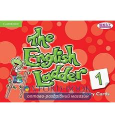 Карточки The English Ladder Level 1 Story Cards (Pack of 64) House, S ISBN 9781107400672 купить Киев Украина