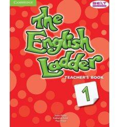 Книга для учителя The English Ladder Level 1 Teachers Book House, S ISBN 9781107400641