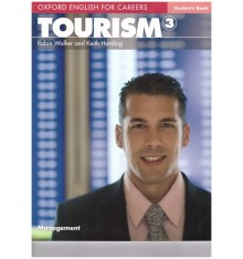 Учебник Oxford English for Careers: Tourism 3: Students Book ISBN 9780194551069