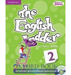 Тетрадь The English Ladder Level 2 activity book with Songs Audio CD House S 9781107400696 купить Киев Украина