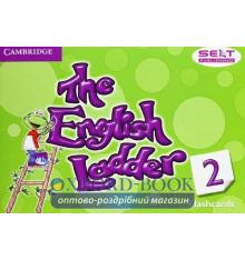 Карточки The English Ladder Level 2 Flashcards (Pack of 100) House, S ISBN 9781107400726