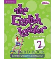 Учебник The English Ladder Level 2 Pupils Book House, S ISBN 9781107400689