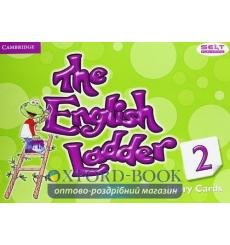 Карточки The English Ladder Level 2 Story Cards (Pack of 69) House, S ISBN 9781107400733 купить Киев Украина
