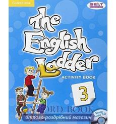 Тетрадь The English Ladder Level 3 activity book with Songs Audio CD House S 9781107400757 купить Киев Украина