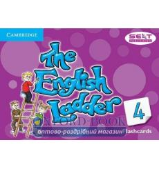 Карточки The English Ladder Level 4 Flashcards (Pack of 88) House, S ISBN 9781107400832 купить Киев Украина