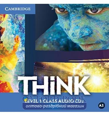 Диск Think 1 Class Audio CDs (3) Puchta, H ISBN 9781107508934