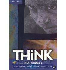 Рабочая тетрадь Think 1 Workbook with Online Practice Puchta, H ISBN 9781107508835