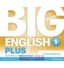 Big English Plus 1 CDs ISBN 9781447989066
