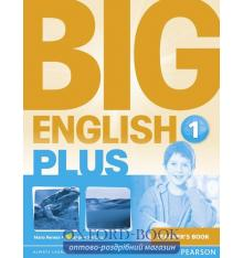 Книга для учителя Big English Plus 1 Teachers Book ISBN 9781447989097