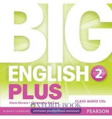 Big English Plus 2 CDs ISBN 9781447989110