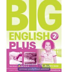 Книга для учителя Big English Plus 2 Teachers Book ISBN 9781447989141