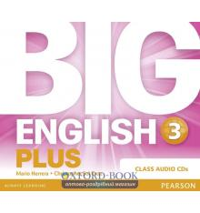 Big English Plus 3 CDs ISBN 9781447989165