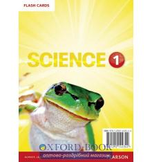 Карточки Big Science Level 1 Picture Cards ISBN 9781292144344