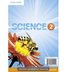 Карточки Big Science Level 2 Picture Cards ISBN 9781292144412