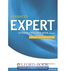 Книга CAE Expert 3rd Edition 2015 Student Resource Book with Answer Key ISBN 9781447980605