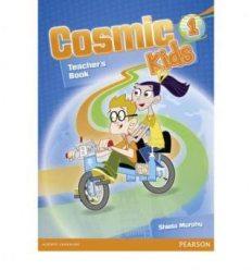 Книга для учителя Cosmic Kids 1 Teachers Book & Active Teach ISBN 9781408258057