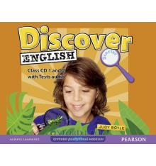 Discover English Starter Class CDs ISBN 9781405866583