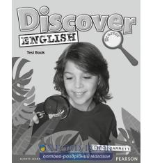Книга Discover English Starter Test Book ISBN 9781405866620