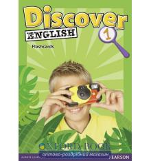 Карточки Discover English 1 Flashcards ISBN 9781405866309