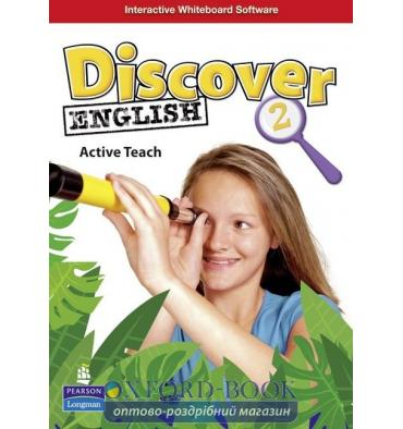 Книга Discover English 2 Active Teach ISBN 9781408233788