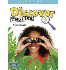 Discover English 3 Active Teach