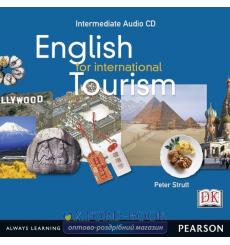 English for International Tourism Interm Class CDs ISBN 9780582479869 купить Киев Украина