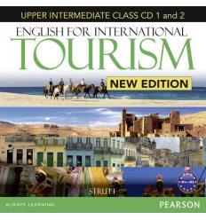 English for International Tourism New Upper Intermediate Class CD ISBN 9781447903666