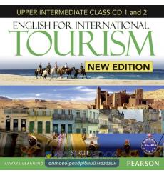 English for International Tourism New Upper Intermediate Class CD ISBN 9781447903666 купить Киев Украина