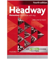 new headway elementary workbook with Key with iChecker CD-ROM