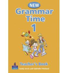 Книга для учителя Grammar Time 1 New Teachers Book ISBN 9781405852678