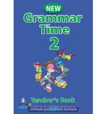 Книга для учителя Grammar Time 2 New Teachers Book ISBN 9781405852708