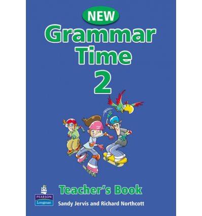 Книга для учителя Grammar Time 2 New Teachers Book ISBN 9781405852708