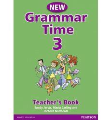 Книга для учителя Grammar Time 3 New Teachers Book ISBN 9781405852739